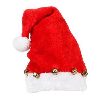 Bonnet Noël avec grelots