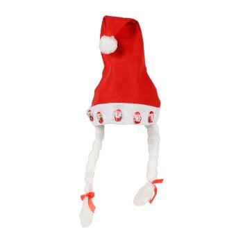 Bonnet Noël lumneux