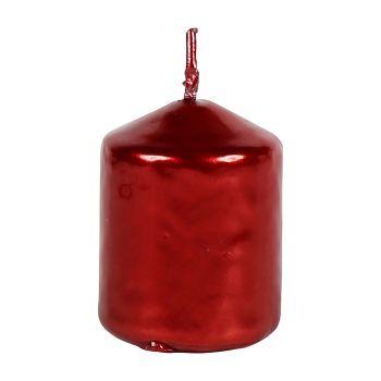 Bougie rouge 5cm