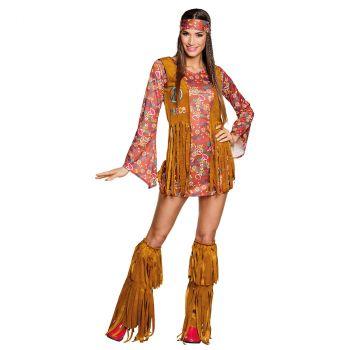 Déguisement femme Hippie glam T 40/42