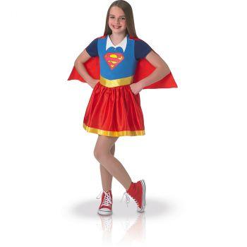 Déguisement fille Supergirl T M