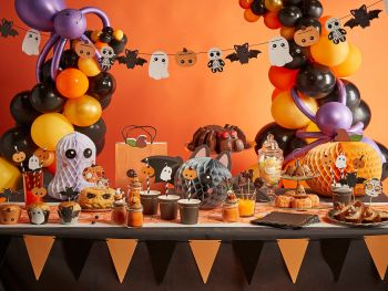 Table Halloween Party