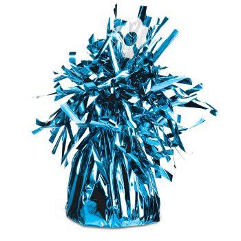 Poids bleu irisé