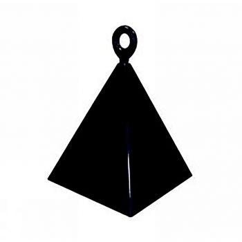 Poids pyramide noir