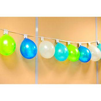 Support guirlande 24 ballons