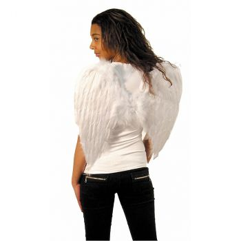 Ailes d'ange blanches 50cm