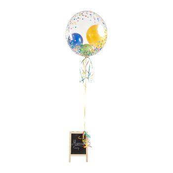 Composition latex et bubble E9