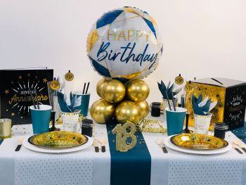 Table Happy Birthday