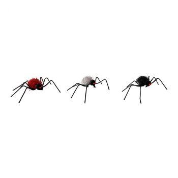 Araignée douce halloween 50cm