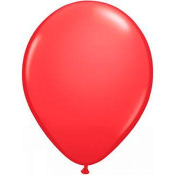 Ballon latex rouge 28cm