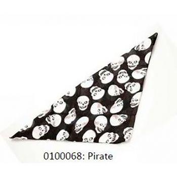 Bandana pirate 54x54cm