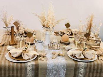 Table Boho