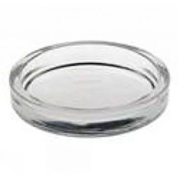 Bougeoir verre 100mm
