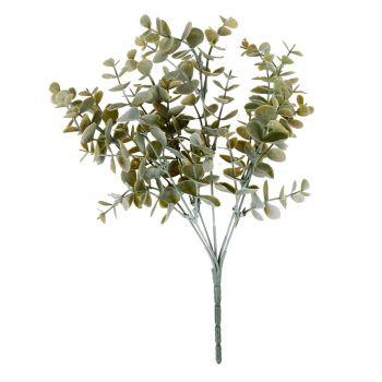 Bouquet de feuilles d'eucalyptus 35cm