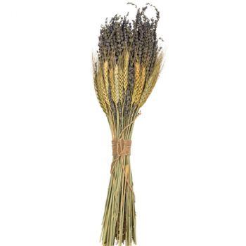 Bouquet fleur séchée manon 40cm
