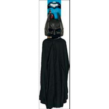 Cape et masque Batman adulte