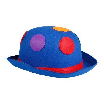 Chapeau melon binky 6 couleurs au choix