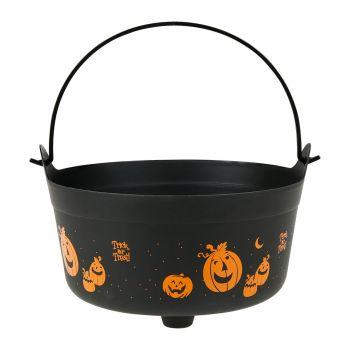 Chaudron à bonbons halloween  D24cm