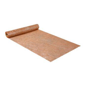 Chemin de table brillance 30cm or/rose