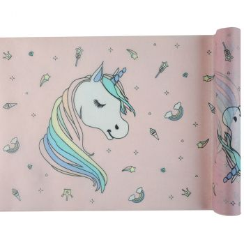 Chemin de table licorne 30cmx5m