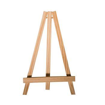Chevalet en bois 16,5x8,8cm