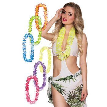 Collier hawaien Summer 6 couleurs au choix