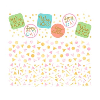 Confettis de table confetti fun 34gr