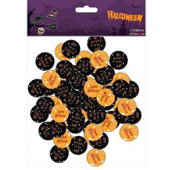 """Confettis """"Joyeux Halloween"""" x50"""
