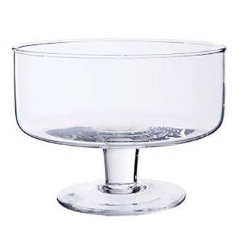 Coupe en verre 10,5cm - D14cm