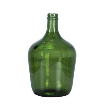 Dame jeanne 30x18cm 4l vert olive
