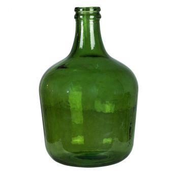 Dame jeanne 42x27cm 12l vert olive