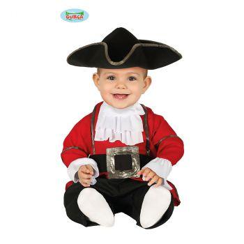 Déguisement bébé pirate 12/24 mois
