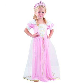 Déguisement bébé princesse rose 1/2 ans