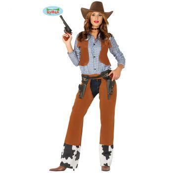 Déguisement femme Cowboy TL