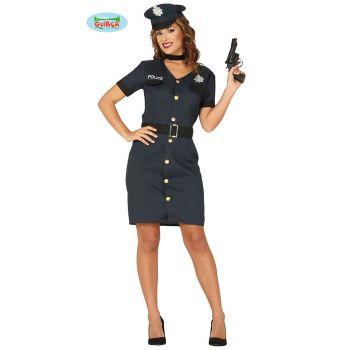 Déguisement femme policière T M