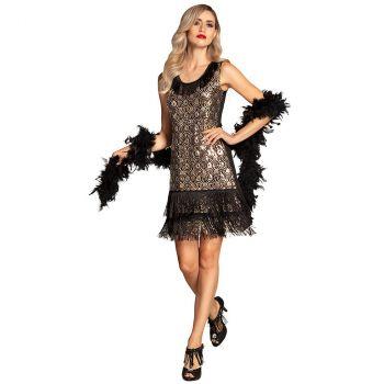 Déguisement femme robe flapper