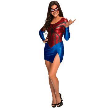 Déguisement femme Spider girl T M