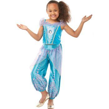 Déguisement fille Jasmine 5/6 ans