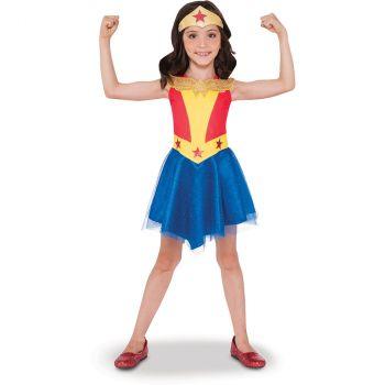 Déguisement fille Wonder Woman 4/6 ans