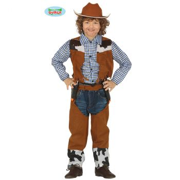 Déguisement garçon Cowboy 10/12 ans