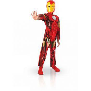 Déguisement garçon Iron Man TS
