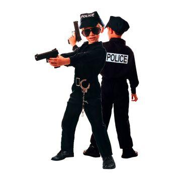Déguisement garçon policier 10/12 ans