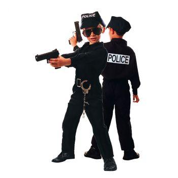 Déguisement garçon policier 4/6 ans