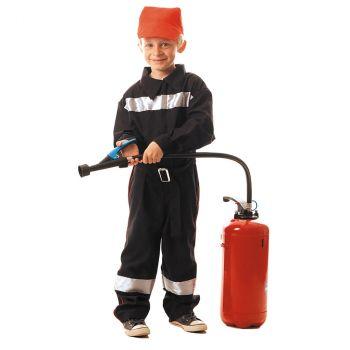 Déguisement garçon pompier 4/6 ans