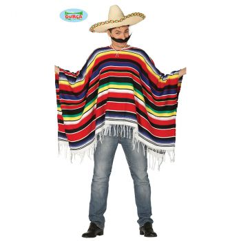Déguisement homme Mexicain T L