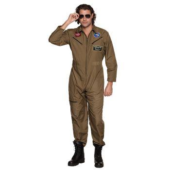 Déguisement homme pilote de chasse T 50/52