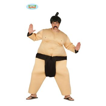 Déguisement homme sumo T L