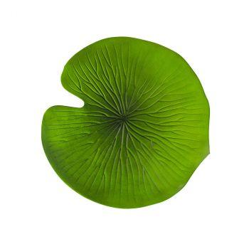 Feuille de lotus D38,5cm