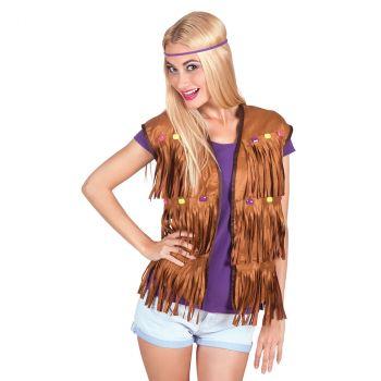 Gilet hippie femme taille M/L