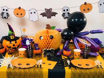 Table Happy Halloween